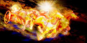 elijah chariots of fire angels spirits