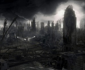 Apocalypse-destruction-City