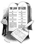 The Added Law = The Ten Commandments
